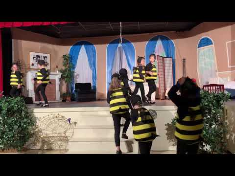 Regina Coeli Academy- MARY Poppins Curtain Call
