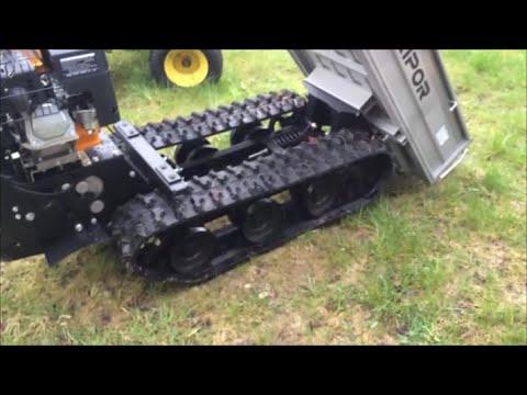 Honda hp450 multy motocarriola cingolata 450 kg di portata for Grillo 507 usato