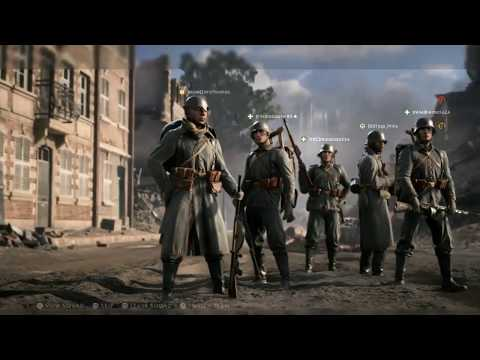 [PS4] Battlefield 1 - I FEEL THE POWER | South African