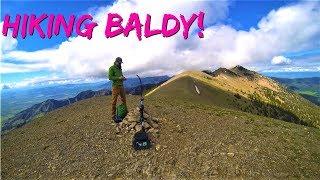 Hiking Bozeman Montana - Baldy Mountain by way