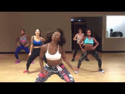 "Nicole Steen's ZUMBA Hip Hop Dance to ""Swalla"" by Jason Derulo ft. Nicki Minaj"