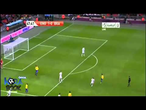 Download England Vs Brazil (2-1) Goals and Highlight -2/6/13- Friendly