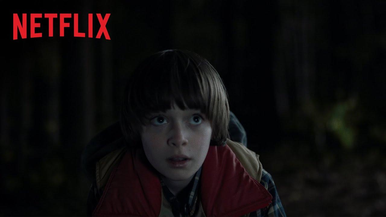 Stranger Things La Disparition De Will Byers Netflix Hd Youtube