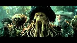 Пираты Карибского моря - прикол про нос