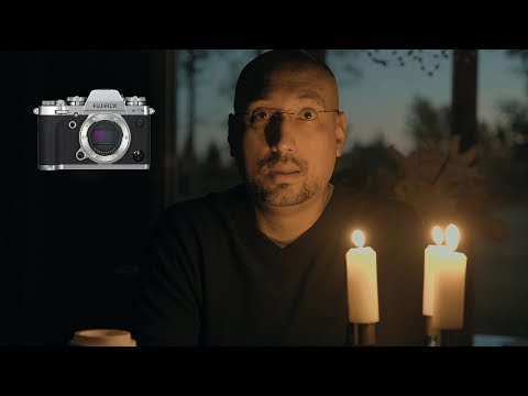 Finally, The Crazy FujiFilm XT3 Ultra Low Light ISO Performance test