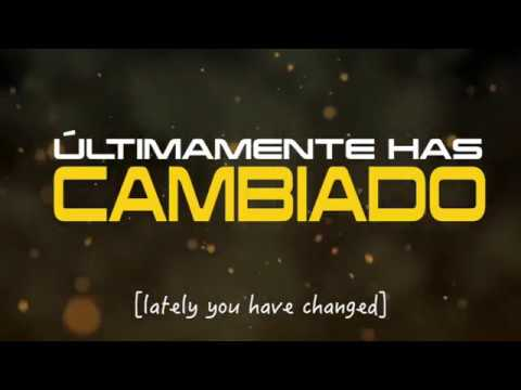 LEARN SPANISH WITH MUSIC | Has Cambiado | Gadiel ft Justin Quiles