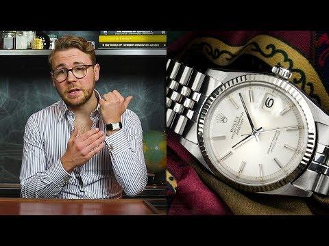 Je Eerste Echte Horloge - Welke Moet Je Nemen? Mijn TOP 5! (Rolex, Omega, Jaeger-LeCoultre)