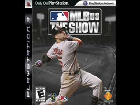 MLB 09 the show Man up