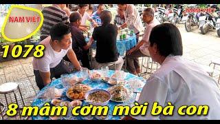 8 mâm cơm đãi bà con ngày chánh giỗ - Nam Việt 1078
