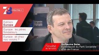 7/8 Politique – émission du 16 décembre 2016 avec Guillaume Balas (PS)