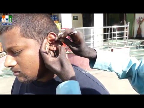 ROADSIDE EAR CLEANER | SHIRDI | LIFE IN INDIA
