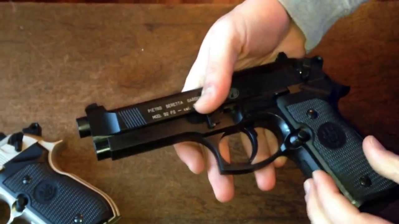 Пневматический пистолет Swiss Arms P84 Beretta. Купить popadiv10 .