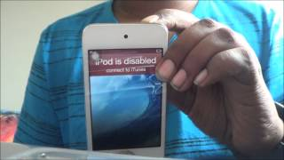 how to reset your iPod touch 4th gen
