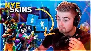 MarckozHD responds to: * NEW * LEAKED Fortnite Skins, Emotes & Zombies?! (WOW!)