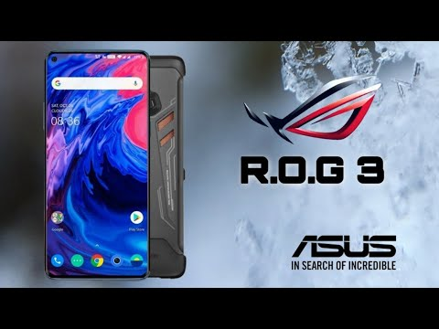 Asus ROG Phone 3 (2020) Specifications, Features, Price, Release Date, India Launch In Hindi🇮🇳