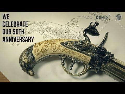 High quality replica weapons - Denix