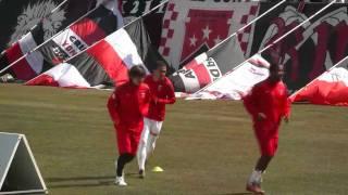 2011/02/27 マゾーラとスピラノビッチへのコール