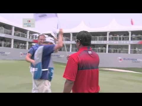 EurAsia Cup Rd 3 Singles Highlights