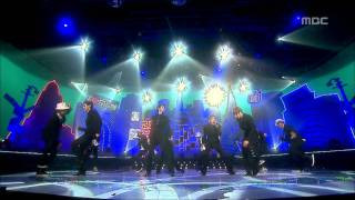 TVXQ - Wrong Number, 동방신기 - 롱 넘버, Music Core 20081115