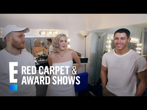 Nick Jonas, Mike Posner & Anne-Marie Dish on Finding Love | E! Live from the Red Carpet
