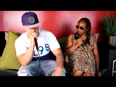 Exclusive: Legendary Journalist Cynthia Horner Interviews Rapper Produkt