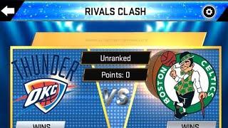 MYNBA2K19 - Rivals Clash Flash (OKC vs Boston)