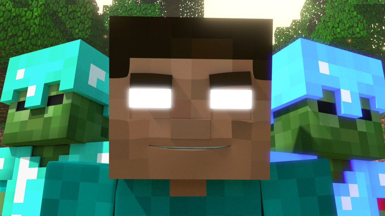 Annoying Villagers 11 - Original Minecraft Animation by ...