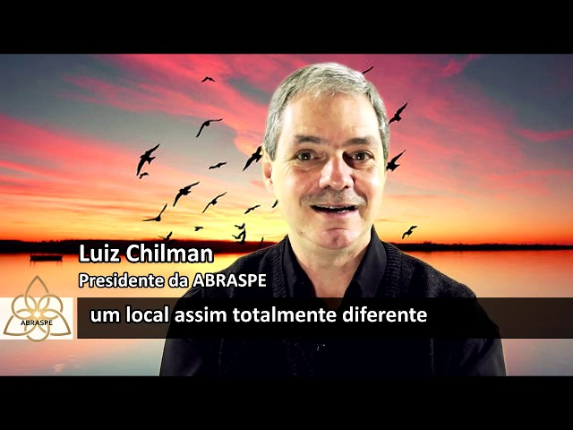 Luiz Chilman e a ABRASPE