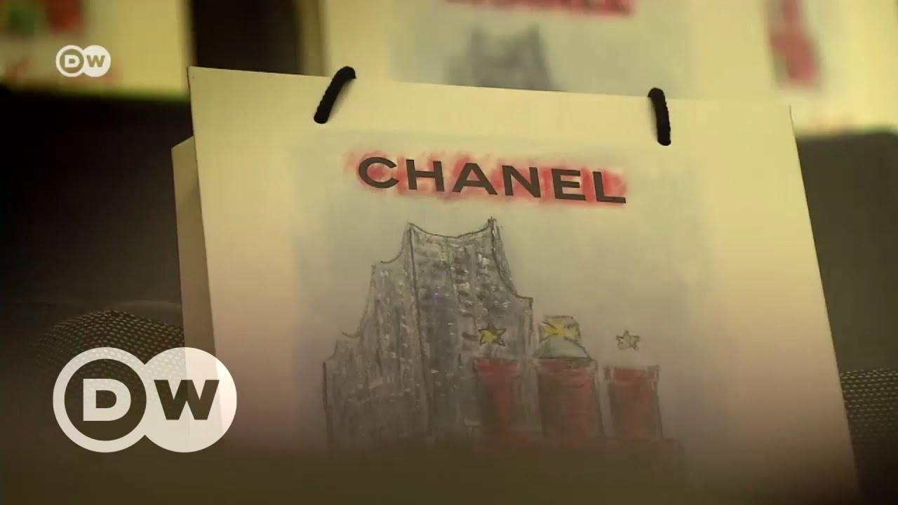 Chanel fashion at the Elbphilharmonie   DW English