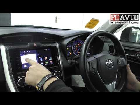 Toyota Corolla - Штатная-Android магнитола Vomi ST2695-T8