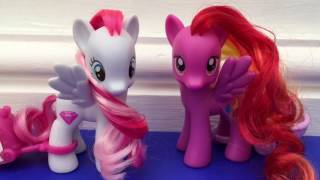 Mlp review | Diamond Rose & Feathermay