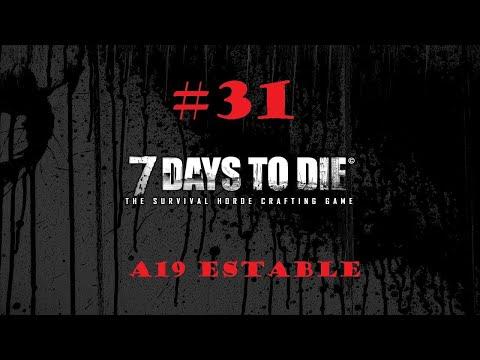 7 Days to Die Alpha 19 Estable -- #31 Taladro y Gasolina