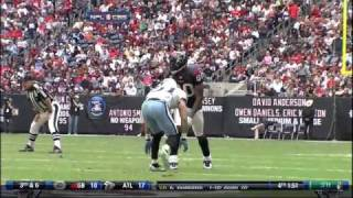 Andre Johnson fights Cortland Finnegan (HQ) BEST NFL FIGHT! BEST HQ