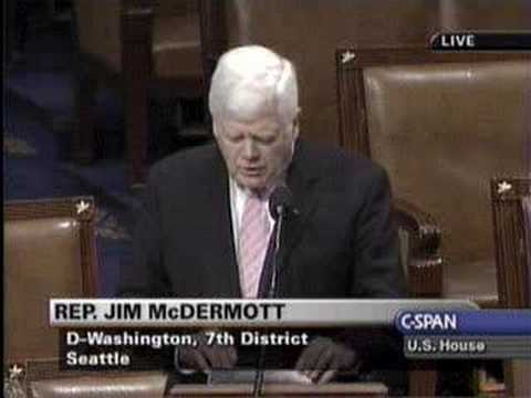 Rep. McDermott On Renewable Energy Tax Act