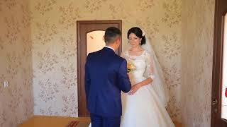 Веселый случай с букетом невесты