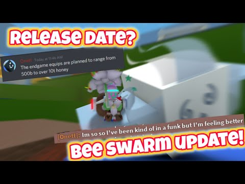 When Will Bee Swarm Simulator Update? |