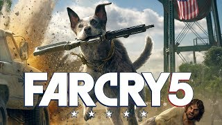 FAR CRY 5 | UNBOXING PRESS KIT