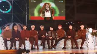 Exo reaction about BLACKPINK (Whistle+Playing with fire+As if it's your last) MP3