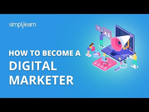 How To Become A Digital Marketer | How To Start Career In Digital Marketing In 2020 | Simplilearn