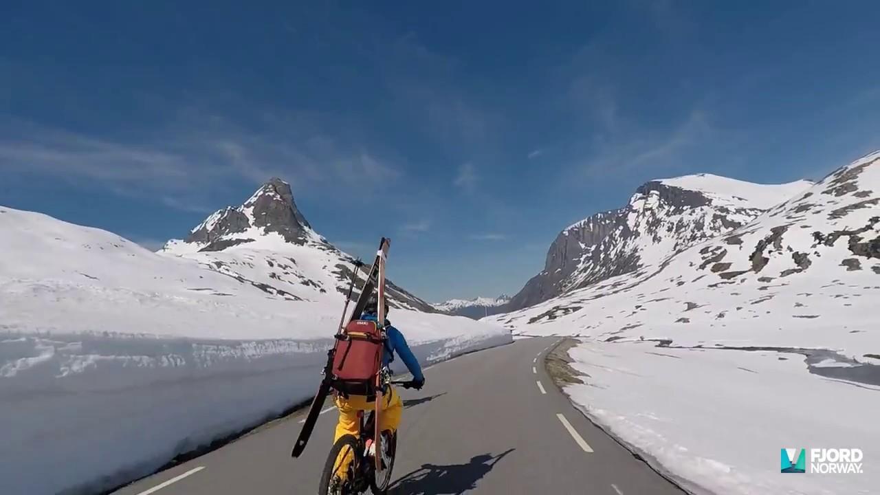 Thumbnail: Bike and Ski