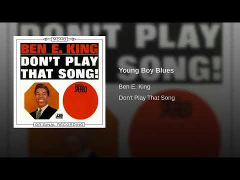 Ben E. King - Young Boy Blues - Oldies Music