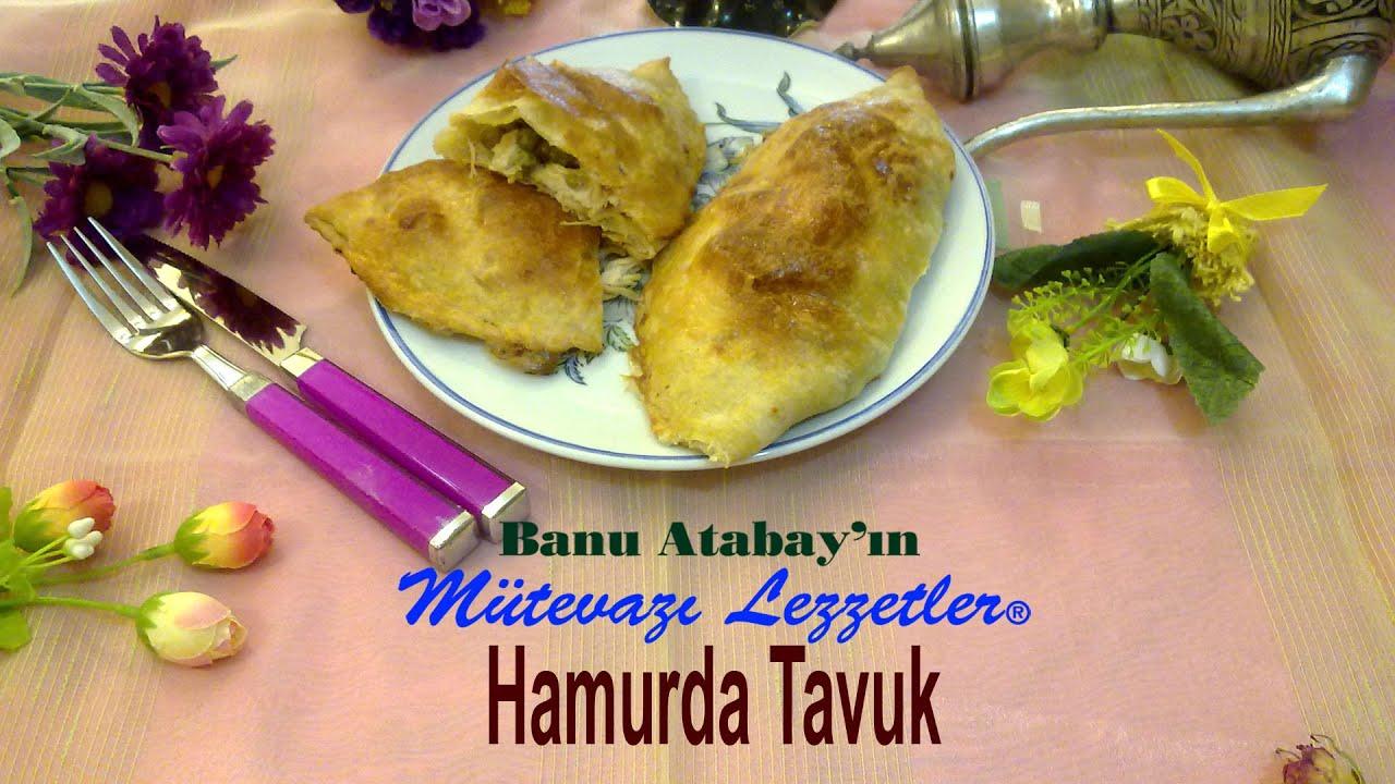 Hamurlu Tavuk Tarifi