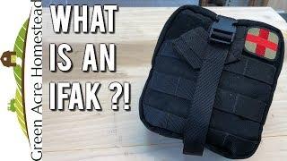 My IFAK - Individual First Aid Kit