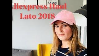 Aliexpress Haul Lato 2018