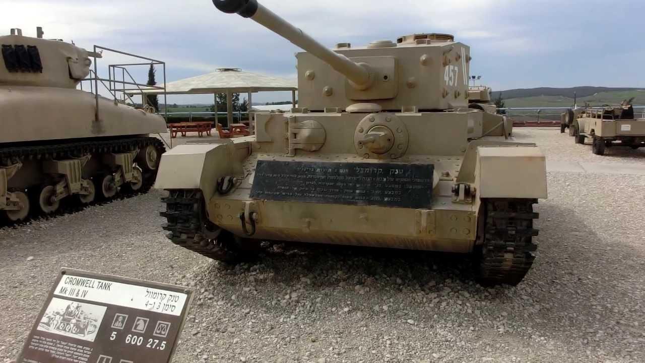 Download Stolen British Cromwell Tank MK III & MK IV