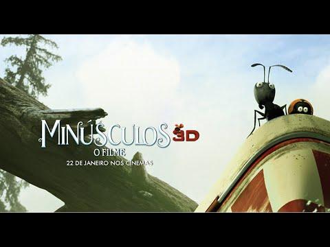 Trailer do filme Formiguinha na Natureza