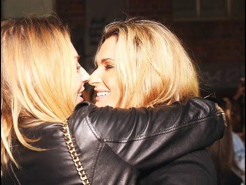 Sorry Grandma! Danielle Cormack, Kate Jenkinson & Steamy kisses  ALL