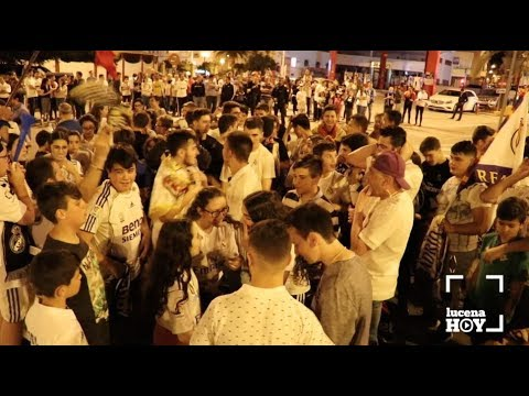 VÍDEO: Los aficionados del Real Madrid celebraron la decimotercera Champions