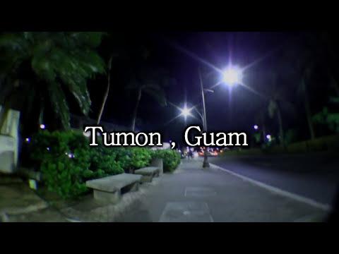 Walking around Tumon Guam