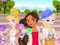 Disney Princess games-  Disney Princess Fidget Spinner Dress Up Game for Kids HD